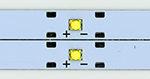 Светодиодные модули Линейка_225х10 мм