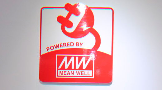 Powered by MEAN WELL